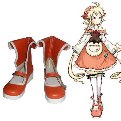 Eternal Sonata Polka Cosplay Shoes