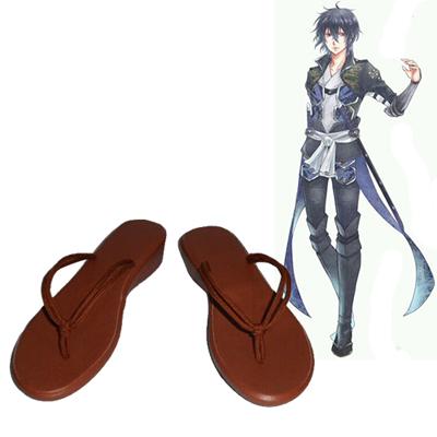 Toki no Kizuna Kazuya Cosplay Shoes