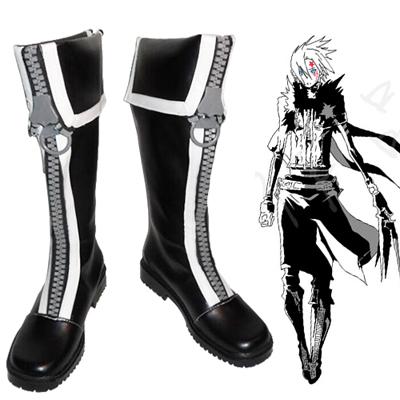 D.Gray-man Allen Walker Cosplay Shoes