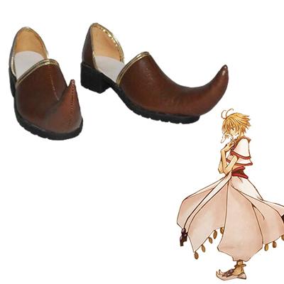 Tsubasa: Reservoir Chronicle Sakura Hime Cosplay Shoes