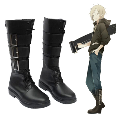 Kagerou Project Kano Shuuya Cosplay Shoes