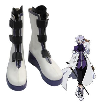 Pandora Hearts Xerxes Break Cosplay Boots