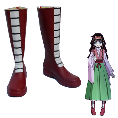 Hunter × Hunter Alluka Zoldyck Cosplay Shoes