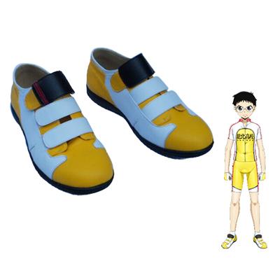 Yowamushi Pedal Onoda Sakamichi Sohoku High School Cosplay Shoes