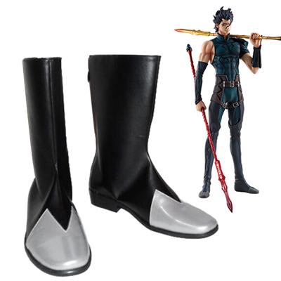 Fate/Zero Diarmuid Ua Duibhne Cosplay Shoes