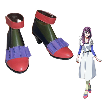 Tokyo Ghoul Rize Kamishiro Cosplay Shoes