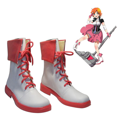 RWBY Nora Valkyrie Cosplay Shoes