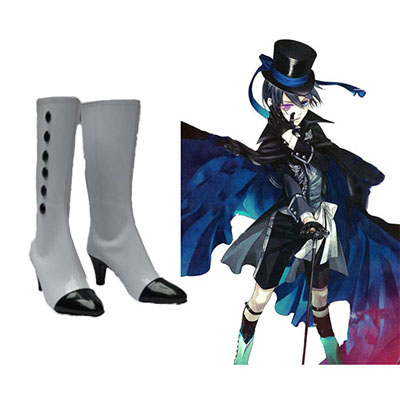 Black Butler Ciel Phantomhive Anime Shoes