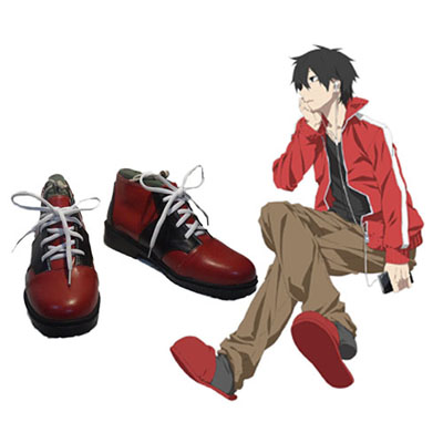 Kagerou Project Kisaragi Shintaro Cosplay Shoes