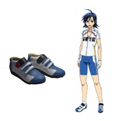 Yowamushi Pedal Manami Sangaku Cosplay Shoes