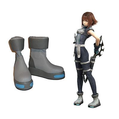 Final Fantasy VII Dirge of Cerberus Shelke Cosplay Shoes