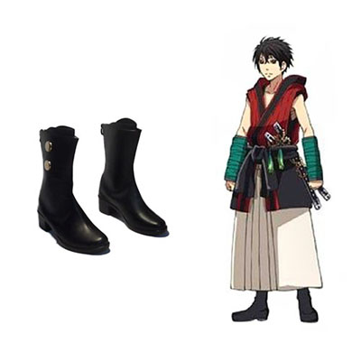 Laughing Under the Clouds Soramaru Kumō Cosplay Shoes