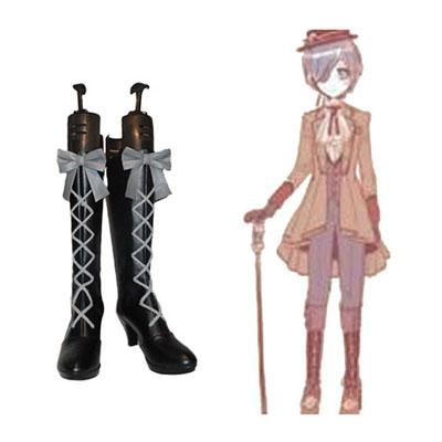Black Butler Ciel Phantomhive Anime Boots