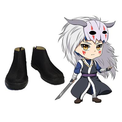 Yona of the Dawn Shin-Ah Cosplay Shoes