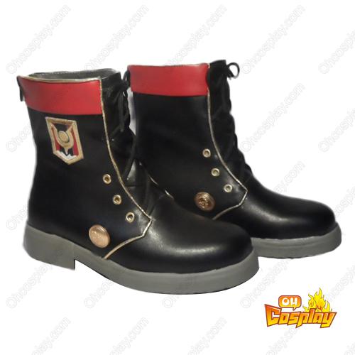Elsword Aisha El Search Party Cosplay Shoes
