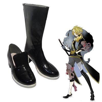 Touken Ranbu Online Shishiou Cosplay Shoes