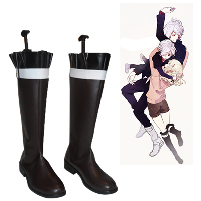 Diabolik Lovers Komori Yui Cosplay Shoes