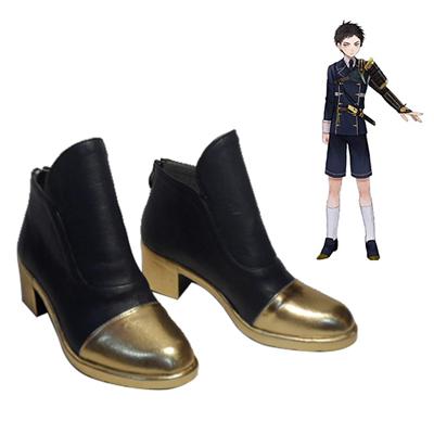Touken Ranbu Online Atsu Toushirou Cosplay Shoes