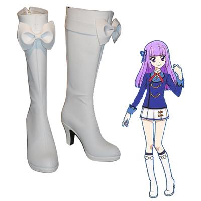 Aikatsu! Todo Yurika Hoshimiya Ichigo Cosplay Shoes