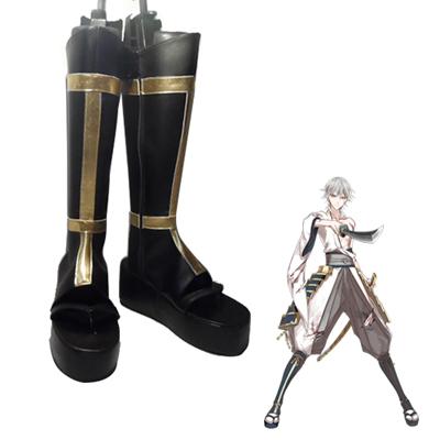 Touken Ranbu Online Tsurumaru Kuninaga Cosplay Shoes