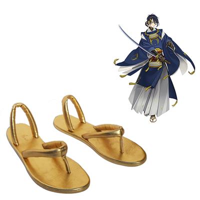 Touken Ranbu Online Mikazuki Munechika Cosplay Shoes