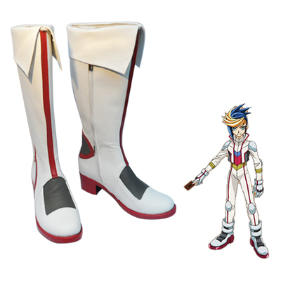Yu-Gi-Oh! Arc-V Yugo Cosplay Shoes