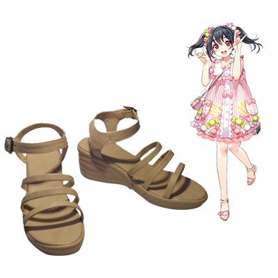 Love Live! Nico Yazawa Cosplay Shoes