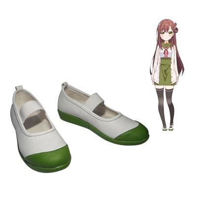 School-Live! Takeya Yuki Wakasa Yuri Cosplay Shoes