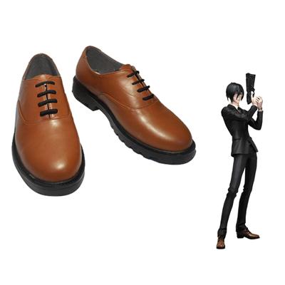 Psycho-Pass Ginoza Nobuchika Cosplay Shoes