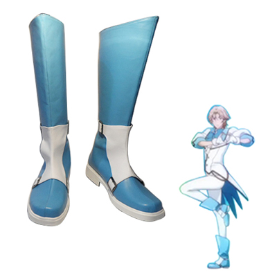 Cute High Earth Defense Club Love! Yufuin En Cosplay Shoes