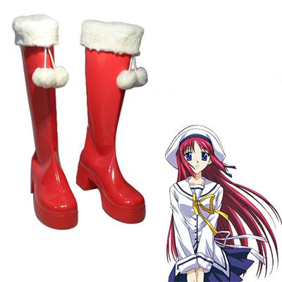 Da Capo D.C Kotori Shirakawa Cosplay Boots