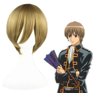 Natsume's Book of Friends Flaxen 35cm Cosplay Wigs