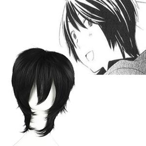 Pelucas Kimi to Boku Akira Negro Cosplay