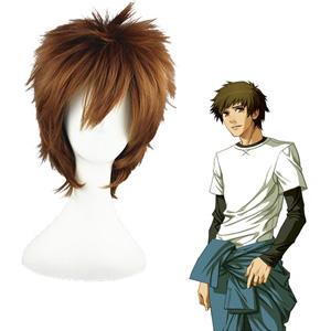 Togainu no Chi Keisuke Brown Cosplay Wig