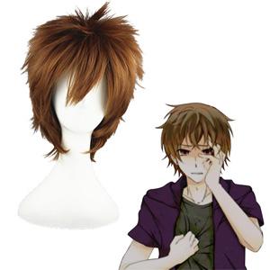 Sekai-ichi Hatsukoi Yanase Yuu Brown Cosplay Wig
