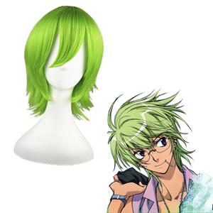 loveless light green 32cm Full Cosplay Wig