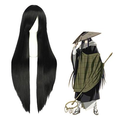Nura: Rise of the Yokai Clan Kurotabou Čierna Cosplay Parochne