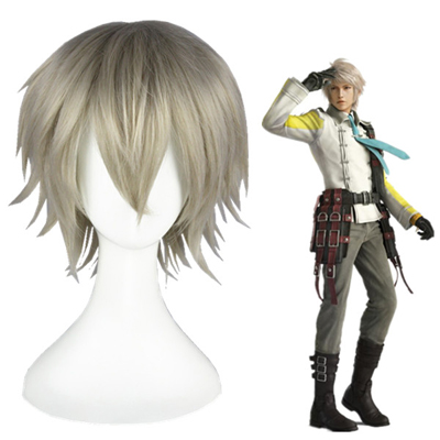Final Fantasy XIII Hope.Estheim Cosplay Wig