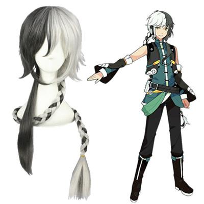 Vocaloid Yuezheng Longya 110cm Cosplay Wig
