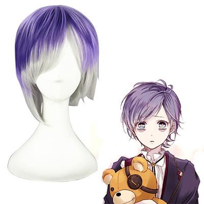 Diabolik Lovers Sakamaki Kanato 32cm Cosplay Wig