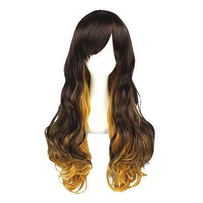 Kawaii Harajuku Sweet Lolita Zipper 65cm Cosplay Wig