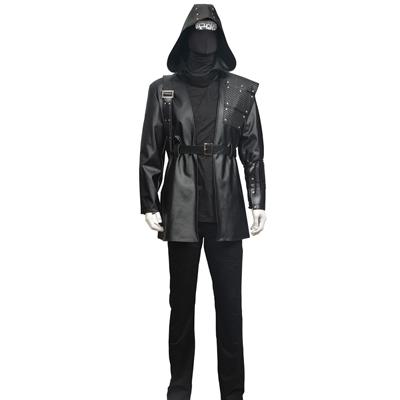 Arrow Dark Archer Malcolm Merlyn Cosplay Costumes