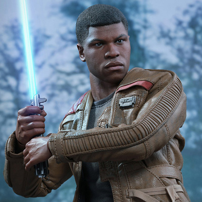 Star Wars Finn Leather Jacket Shop