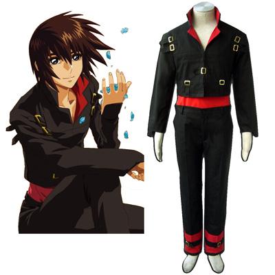 De lujo Disfraces de Gundam Seed KIRA YAMATO1ST Cosplay