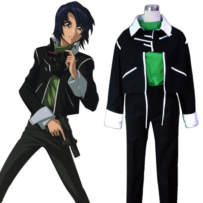Deluxe Gundam Seed ATHRUN ZALA1ST Cosplay Costumes
