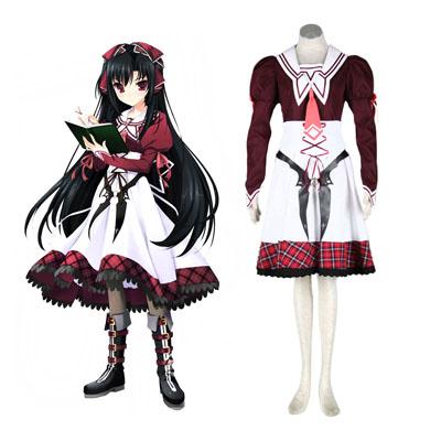 11eyes: Tsumi to Batsu to Aganai no Shōjo Kanae Kuroshiba Cosplay Costumes