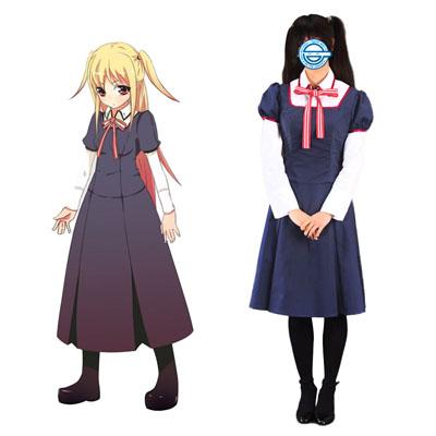 Maria Holic Mariya Shidō 1ST Cosplay Costumes Deluxe Edition