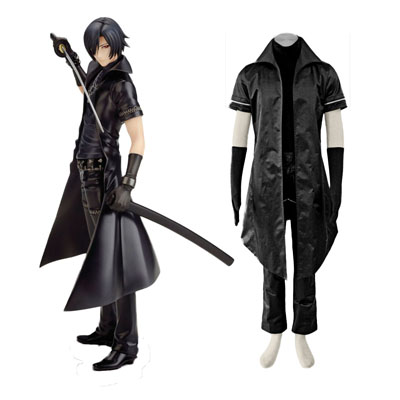 Togainu No Chi Shiki Cosplay Costumes Deluxe Edition