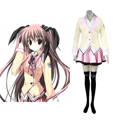 Supreme Candy School Female Uniformes Cosplay Costumes Deluxe Edition