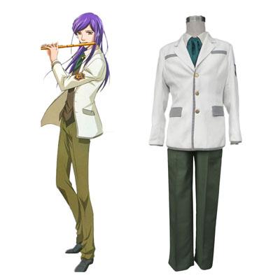 La Corda d'Oro Azuma Yunoki 1ST Cosplay Costumes Deluxe Edition